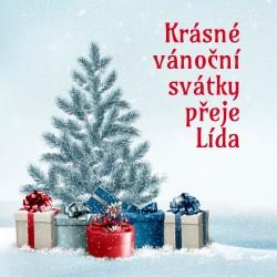 Vánoce - stromeček s dárky