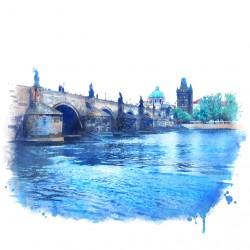 Pozdrav z Prahy 1