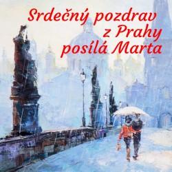 Pozdrav z Prahy 3