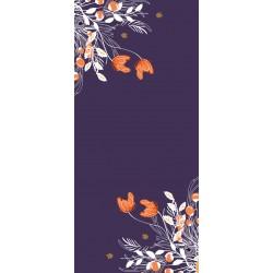 Podzimní květy 3 - čokoláda 100g (6 ks)