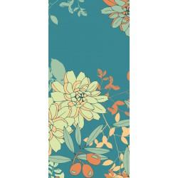 Podzimní květy 4 - čokoláda 100g (6 ks)